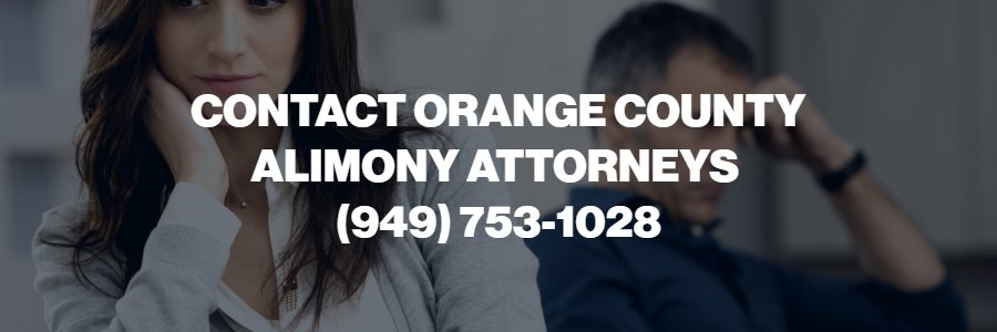 orange county alimony lawyers