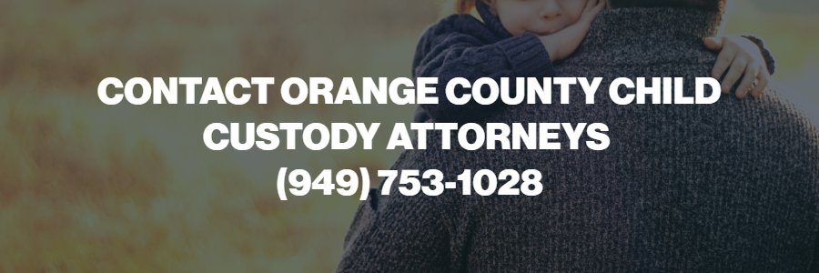 orange county child custody lawyers